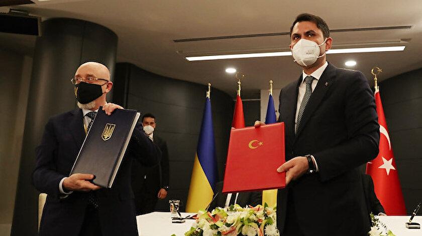 TOKİ Kırım Tatarları için Ukraynada 500 konut inşa edecek
