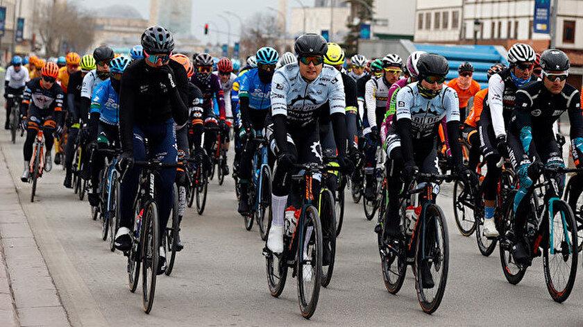 TUR 2021de ilk pedal Konyada çevrildi