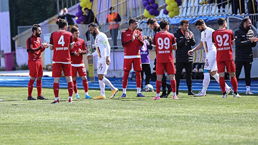 Eyüpspor ve Manisa FK TFF 1. Lige yükseldi