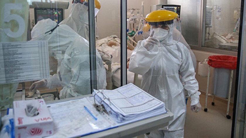 Son dakika haberleri: Koronavirüs 11 Nisan günlük vaka ve ölü sayısı açıklandı
