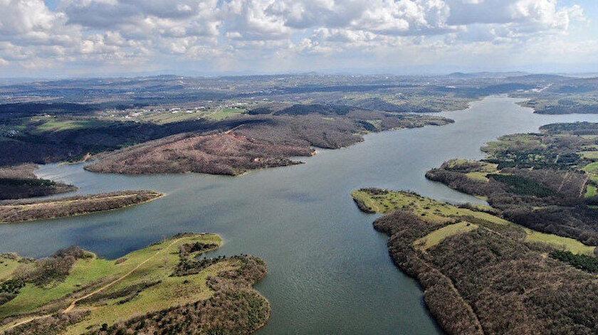 İstanbul barajlarında ne kadar su var? Ömer Barajında rekor doluluk: İşte İSKİ verileri (11 Nisan 2021)