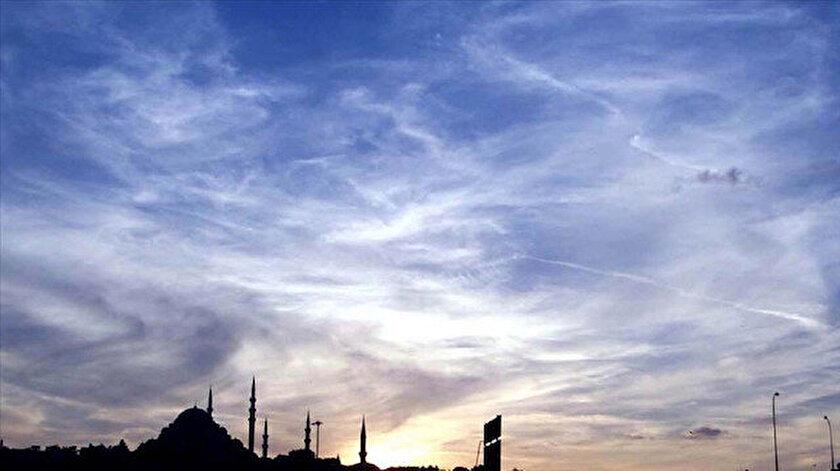 Marmara Bölgesinin kuzey ve doğusunda çok bulutlu hava bekleniyor