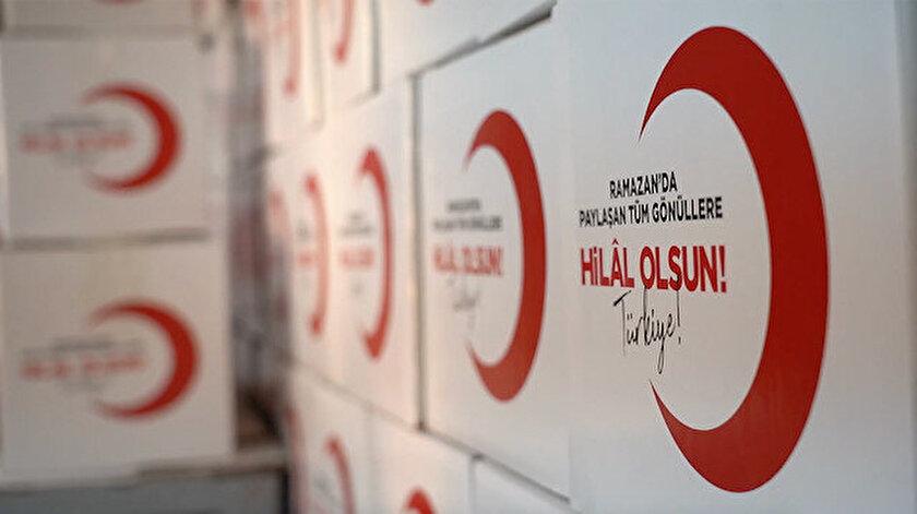 Türk Kızılaya rekor bağış