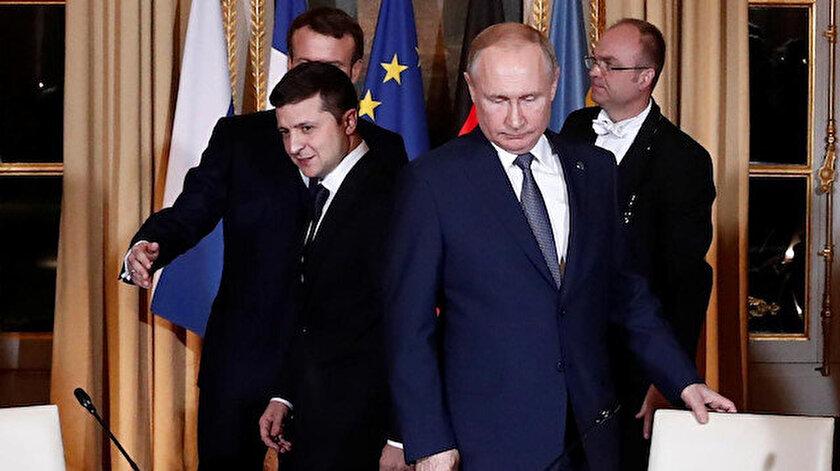 Ukraynadan Rusyaya son uyarı: Askerlerinizi geri çekin