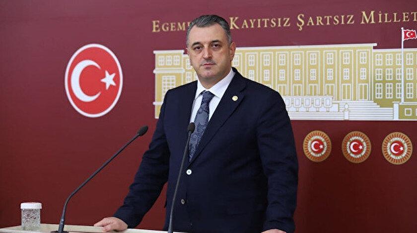 AK Partili Çilezden CHP lideri Kılıçdaroğluna: 15 Temmuzda olduğu gibi amirallerin bildirisini de sulandırıyorsunuz