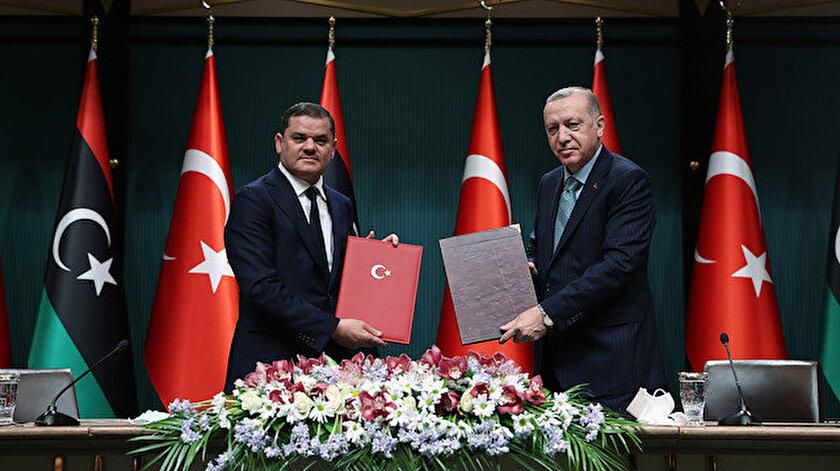 Cumhurbaşkanı Erdoğan: Libyaya desteğimiz sürecek