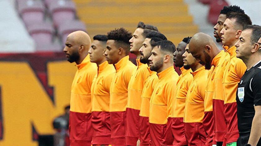 Galatasaray zirveden kopuyor