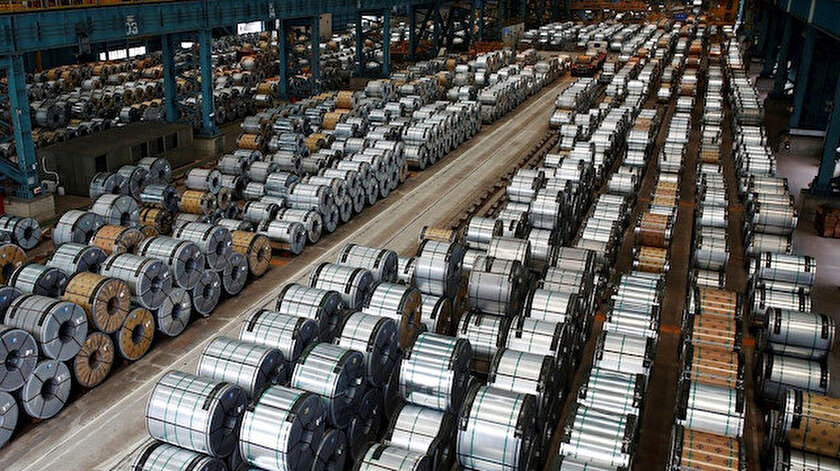 ABden Çinin alüminyum ürünlerine ek vergi kararı