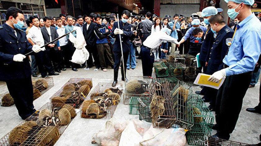 DSÖden canlı hayvan pazarı açıklaması: Salgın bitsin istiyorsanız acilen kapatılmalı