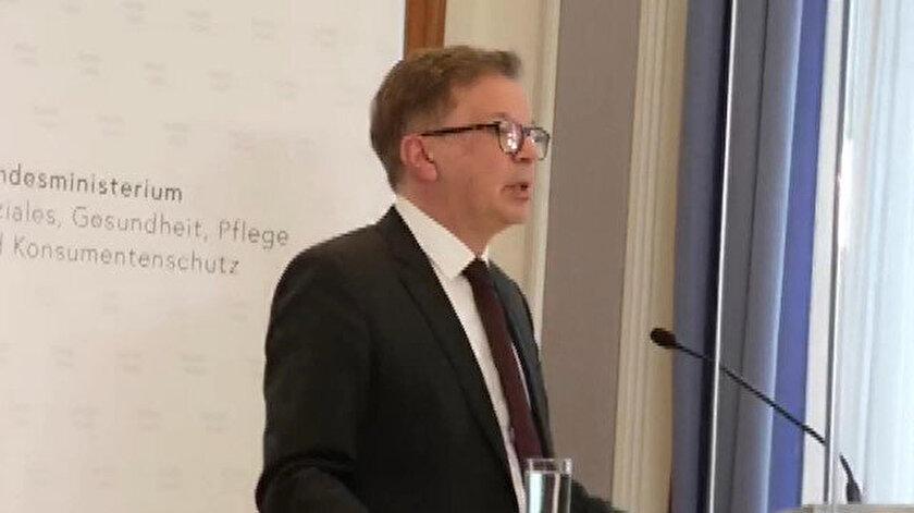 Avusturyada Sağlık Bakanı gözyaşları içinde istifa etti: Zinde bir bakana ihtiyaç var