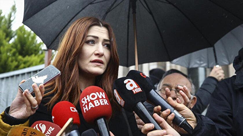 Deniz Çakırın başörtülü kadınlara hakaret davasında mütalaa