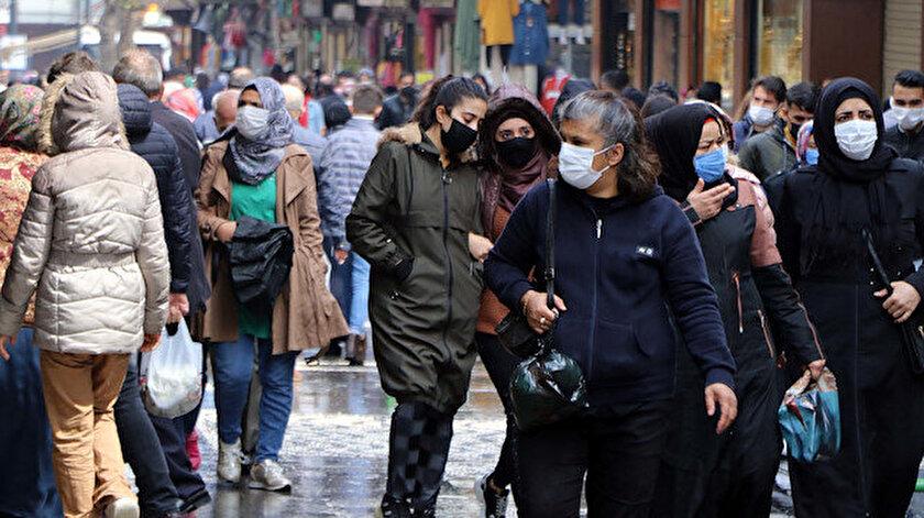 Bakan Koca illere göre haftalık vaka sayılarını açıkladı   İstanbulda vaka sayısı kaç? İllere göre risk haritası durumu