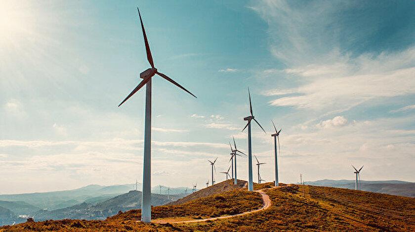 Türkiye rüzgar yatırımlarında Avrupada ilk beş arasında