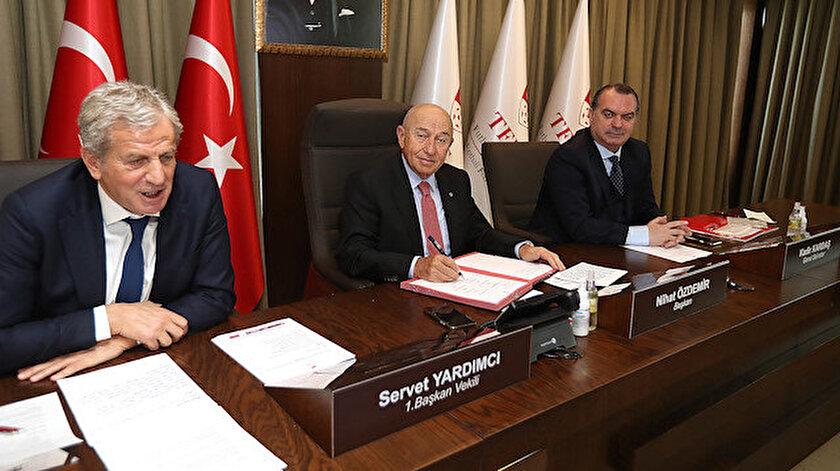 Türk dili konuşan ülkelerden futbolda iş birliği: Tarihi anlaşma