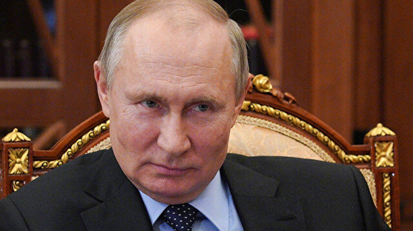 Putin: Az önce ikinci dozu aldım