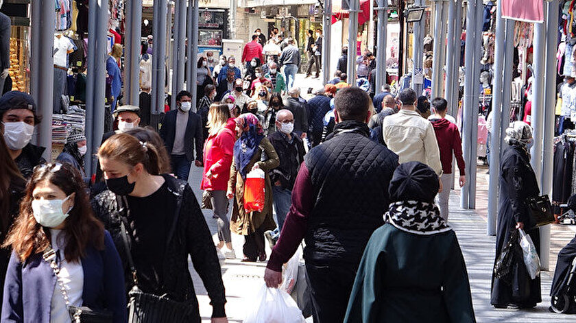 Bursada vaka sayılarında artış 2 kata yaklaştı vatandaş isyan etti: Görüyorsunuz kurallara uyan yok
