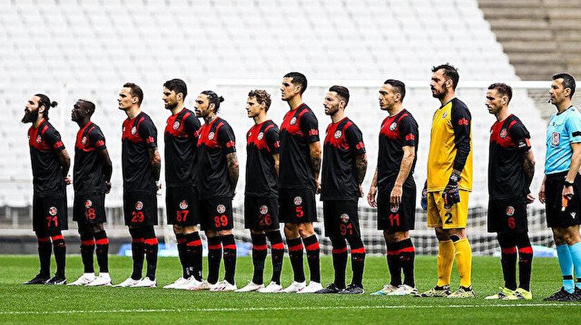 Fatih Karagümrükte 6 futbolcunun testi pozitif çıktı