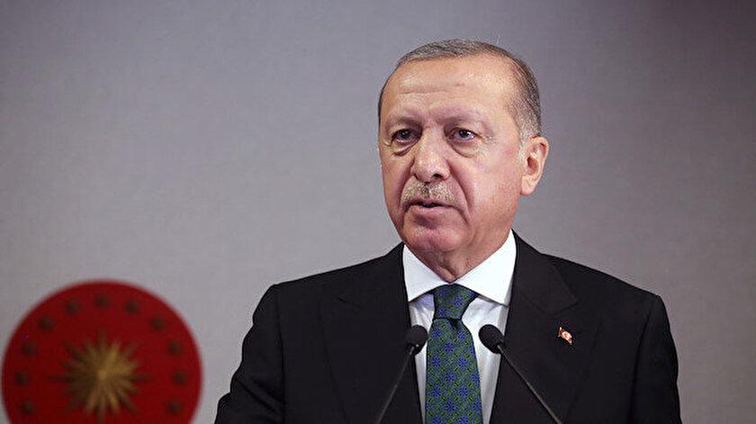 Cumhurbaşkanı Erdoğan: Kanal İstanbulun Montrö ile alakası yok