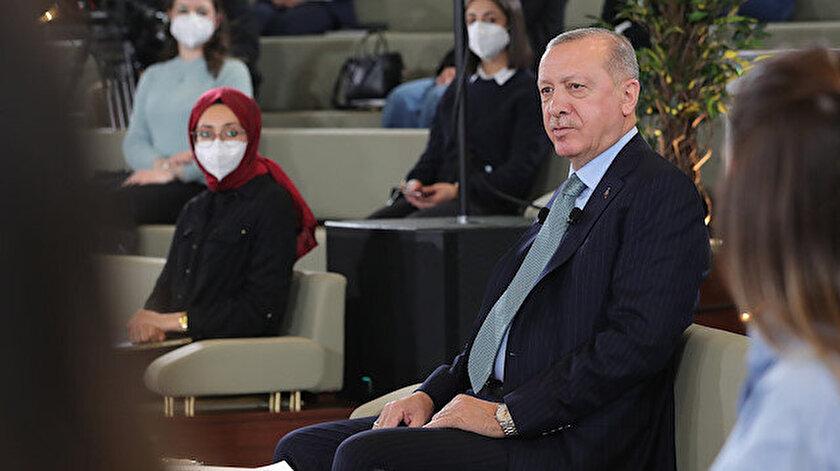 Cumhurbaşkanı Erdoğandan İstanbul Sözleşmesi açıklaması