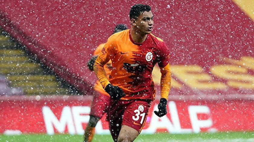 Galatasaraya bir kötü haber daha: Göztepe maçında forma giyemeyecek