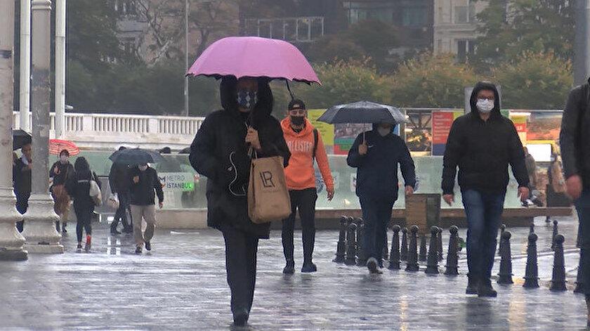 Meteorolojiden 26 ile yağış uyarısı! Antalya, İstanbul, Afyon, Ankara hava durumu