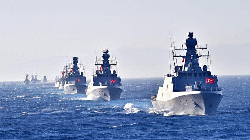 İsrailden Türk donanmasına övgü: Bölgenin en güçlüsü