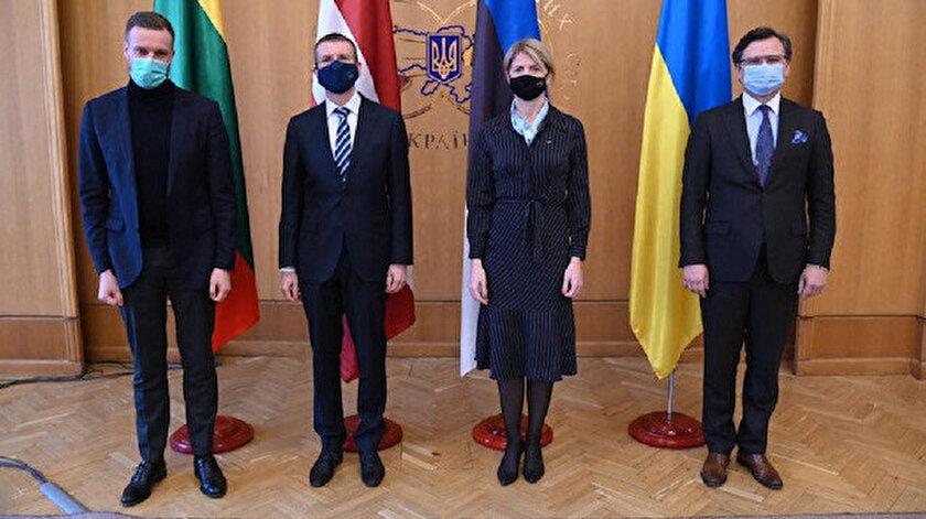 Ukrayna Dışişleri Bakanlığı: Rusyadan korkmuyoruz