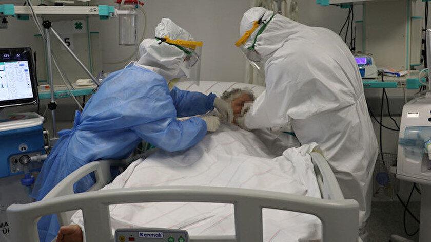Türkiyenin 15 Nisan koronavirüs tablosu açıklandı