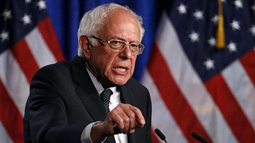 ABDli Demokrat Senatör Bernie Sanderstan itiraf: Trump haklıydı