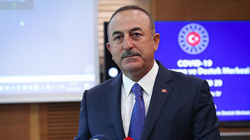 Dışişleri Bakanı Çavuşoğlu: Mayıs başında Mısıra heyet gidecek