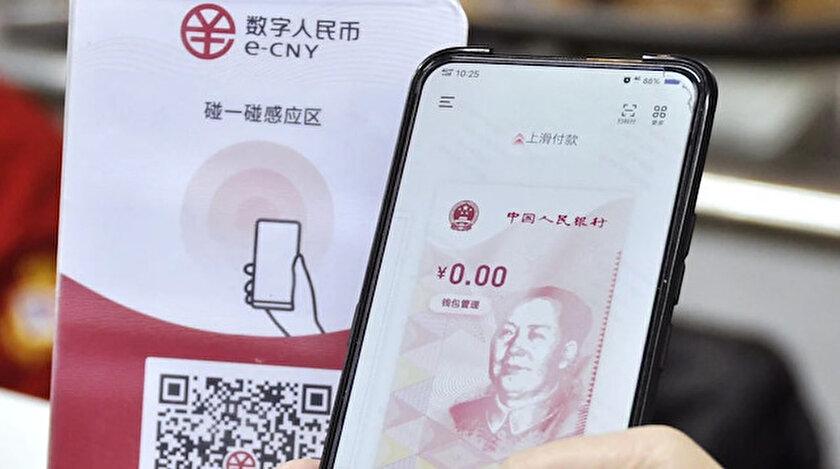 ABDnin korktuğu başına geliyor: Çinden doları tahtından edecek adım