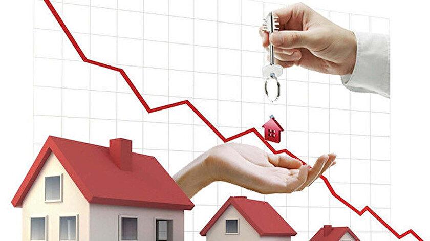 Satışlar 2,4 arttı: Türkiye genelinde mart ayında 111 bin 241 konut satıldı