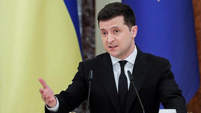 Ukrayna Devlet Başkanı Zelenskiyden Türkiye ile turizmi artırma çağrısı