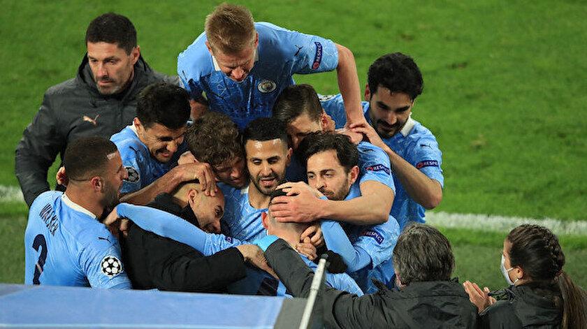 Manchester City Phil Foden ile turladı: Pep Guardiola rekor kırdı