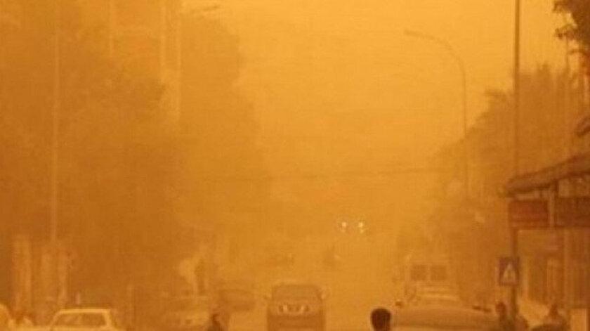 Uzman uyardı: Türkiyeye hafta sonu Sahra Çölünden toz taşınımı var