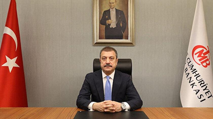 TCMB Başkanı Kavcıoğlundan 128 milyar dolarlık rezerv açıklaması: Kaybolmuş bir varlıktan bahsetmek mümkün değil