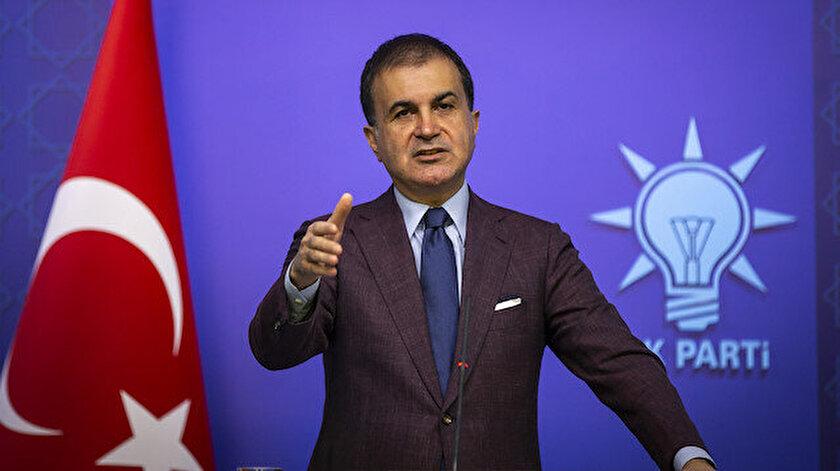 AK Parti Sözcüsü Çelik'ten KKTCde Kuran kurslarının kapatılması kararına tepki