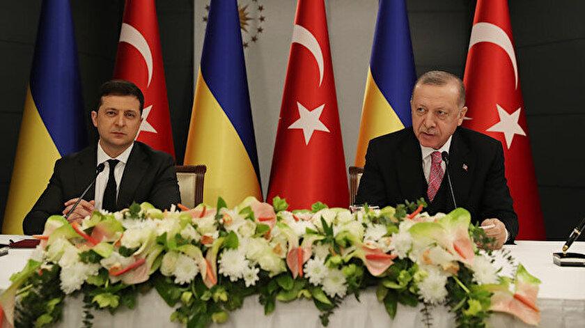 Zelenskiy Fransa medyasına konuştu: Türkiyeyle ticaret hacmini ikiye katlamak istiyoruz