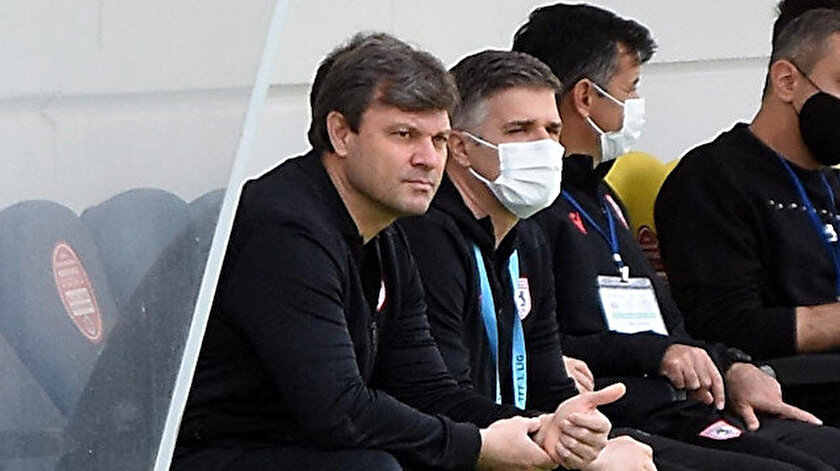 Samsunsporda fatura 3 futbolcuya kesildi