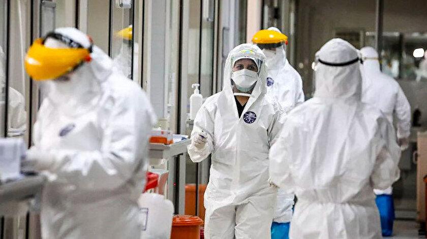 Son dakika haberleri: Türkiyenin 16 Nisan koronavirüs vaka ve ölü sayısı açıklandı