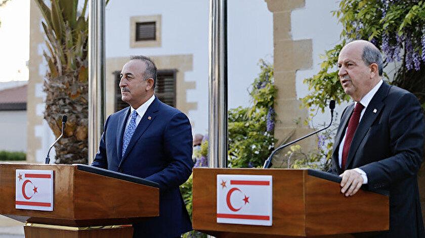 Bakan Çavuşoğlundan KKTCde Kuran kurslarının kapatılması kararına tepki: İdeolojik bir karar