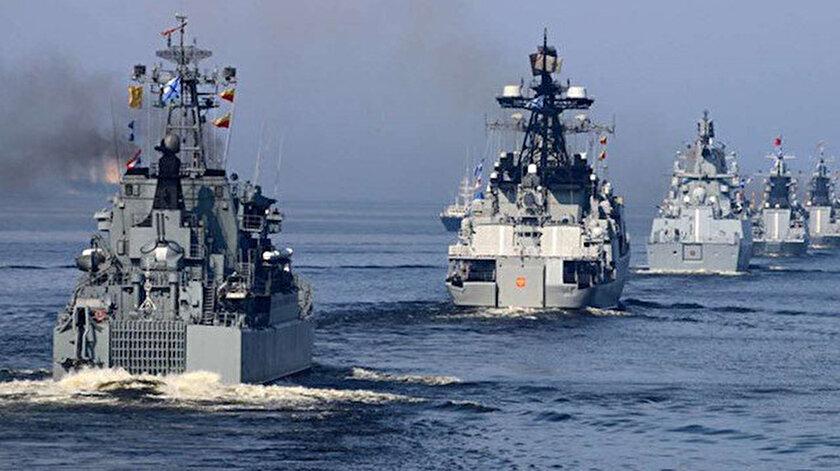 Karadenizde sular ısınıyor: NATO, Rusyaya serbest seyrüseferi engellememe çağrısında bulundu