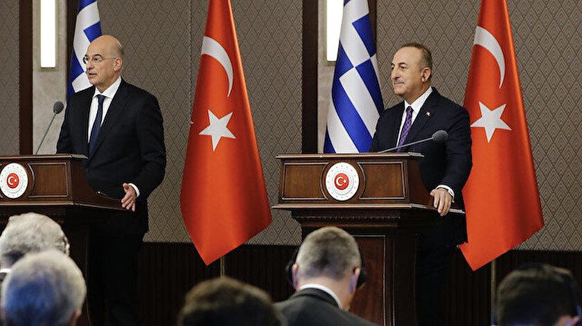 Yunan basını: Nikos Dendias Başbakan Miçotakisten talimat aldı