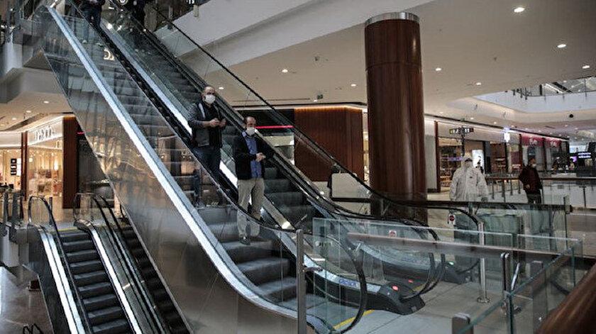 İstanbulda AVM ve zincir marketlerin kapanma saati belli oldu