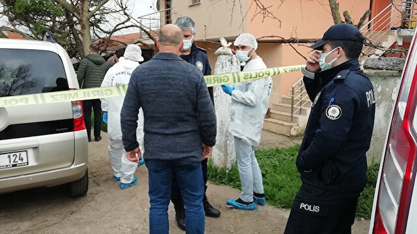Kartepede korkunç cinayette kanlı ayak izleri bulundu - Kocaeli haber