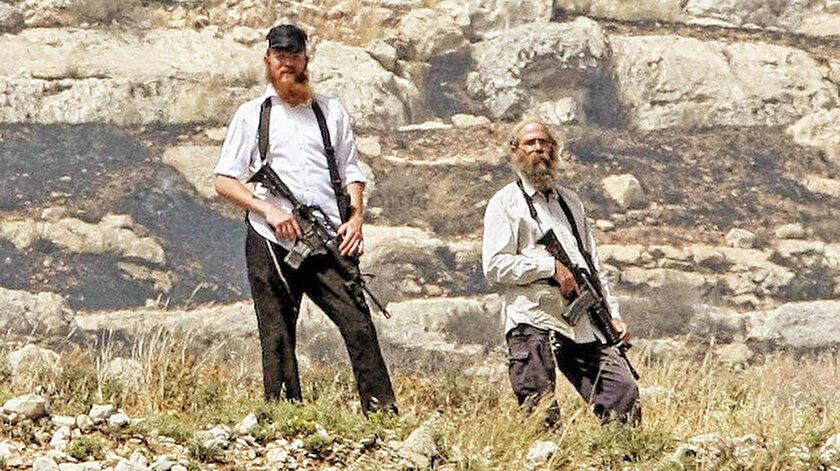 Filistin'de 'yerleşimci' terörü azdı: İşgali genişletmek için