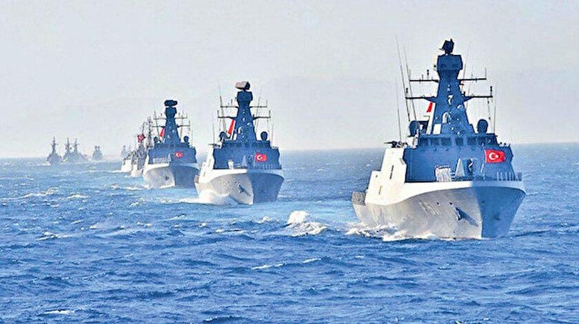 İsraildeki Hayfa Üniversitesi araştırması: Türk donanması Doğu Akdenizdeki en güçlü donanma