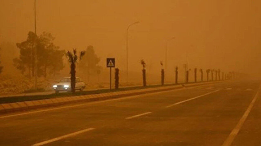 Meteorolojiden üç şehre toz taşınımı uyarısı: Pazar akşamına kadar sürecek