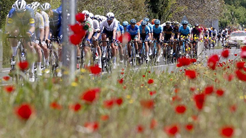 Cumhurbaşkanlığı Bisiklet Turunu yaklaşık 3 milyar insan izliyor