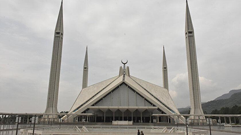 Pakistanda Türk mimarın imzasını taşıyan eser: Faysal Camisi